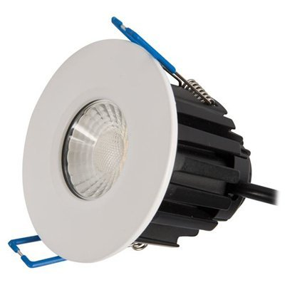 Qr7 7W 3CCT Dimmable LED Downlight