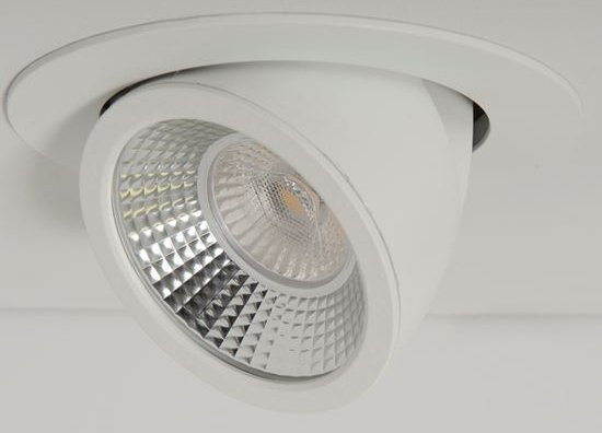 Sorocco 40W LED Scoop Downlight