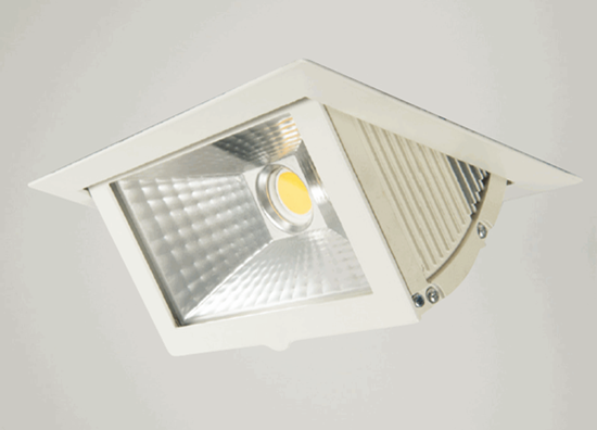 Sorocco 40W LED Wall Wash Downlight