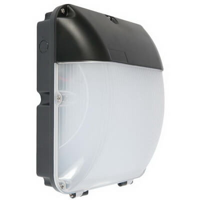 SIENA 30W Polycarbonate LED Wall Pack