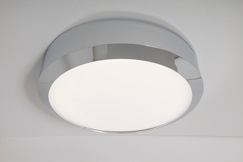 Navara IP65 LED Ceiling Light 12W 18W Chrome