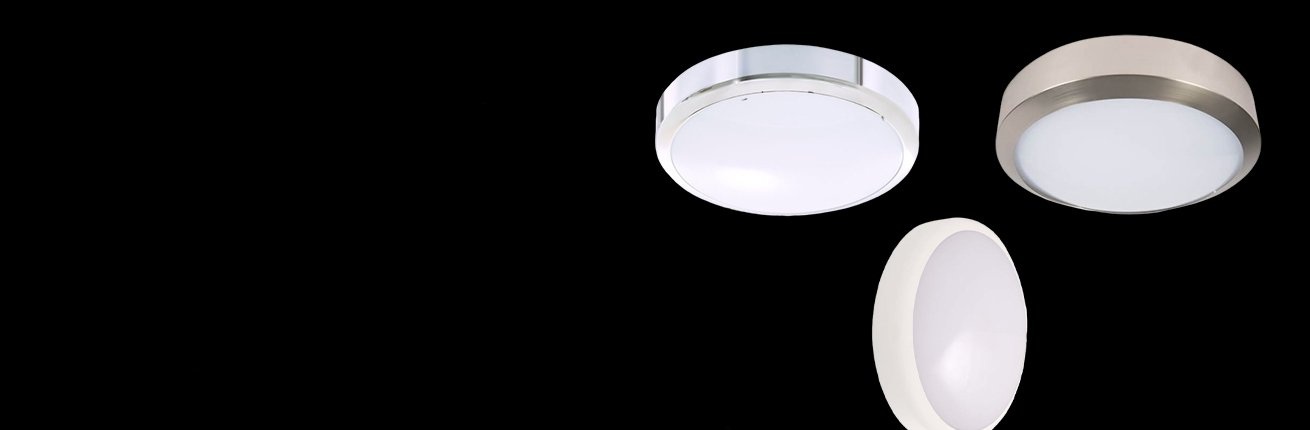 Surface Mounted LED LED Ceiling Lights IP54 IP65