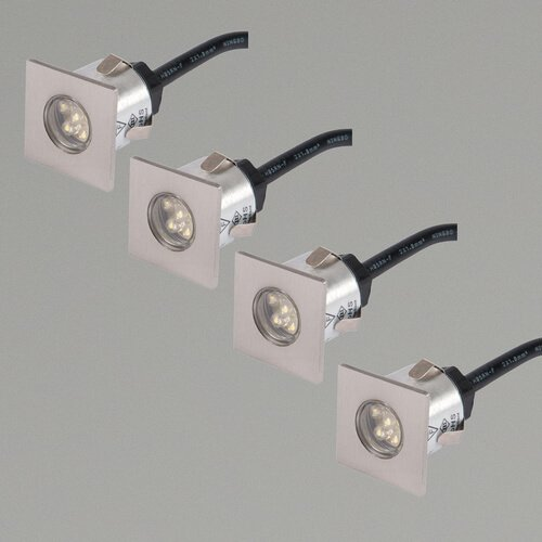 Cabello 35mm Square LED Recessed Light
