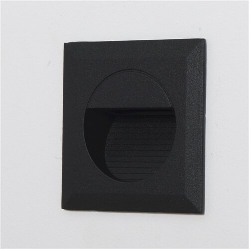 Carpio 1.4W IP44 LED Recessed Wall Light Square