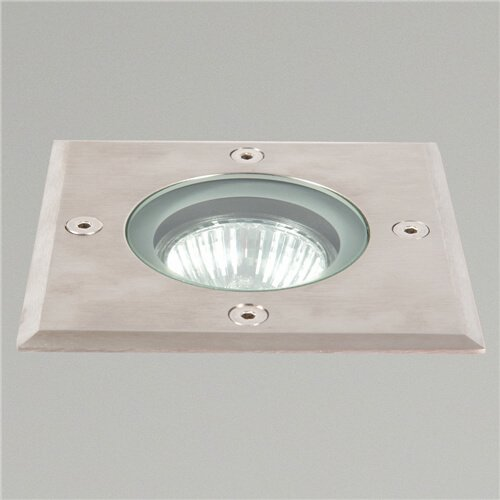Cataluna GU10 Square Recessed Ground Light