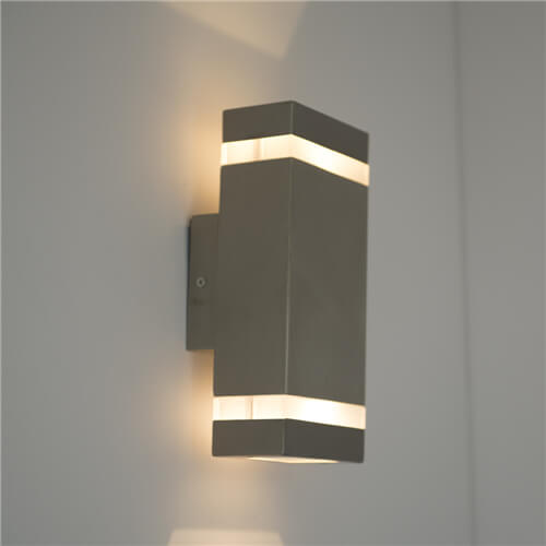 Coro 6W LED Square Up and Down Wall Light KSR1287
