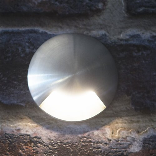Villas IP67 3W One Way Mini LED Recessed Light