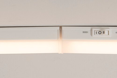 Morini Linear LED Undershelf Cabinet Light Connection